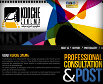 Kooche Cinema - Post Production